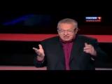 Анекдот от Жириновског про Меркель и Обаму. 01.02.2015