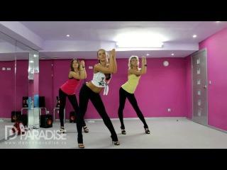 Видео уроки по go-go - Dance Paradise - Тамара