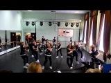 МОКИ 307 группа, экзамен по хип-хопу.. Преподаватель: Нелли Герасимова