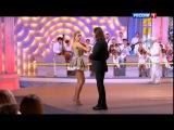 Вера Брежнева и Артур Пирожков - Будь со мной (Голубой огонёк 2015)