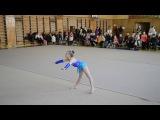 Залевська Діана 2007 б.п відкрита першість 14 гімназії 29.11.2014