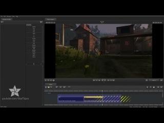 Source Filmmaker Editing Rus - Третий урок