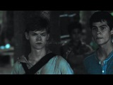 Thomas and Newt • if you've ever been my friend