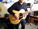 Электроакустическая гитара Takamine GN51 CE NAT