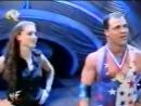 WWF SmackDown! 12.10.2000 - Мировой Рестлинг на канале СТС - Каин против Курта Энгла