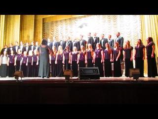 Гимн в День Студента 2014