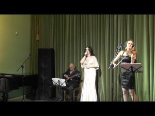 Колыбельная (М.Блантер-М.Исаковский) Мария Голик