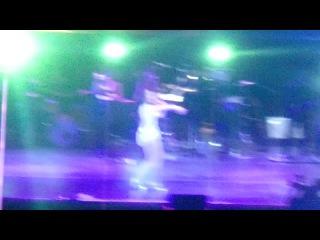 Наталия Орейро в Самаре 4.12.2014