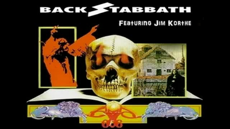 Back Stabbath featuring Jim Korthe - Never Say Die