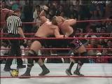 Dude Love's WWE Debut w. Steve Austin vs Owen Hart &amp British Bulldog, WWF RAW is WAR 14.07.1997