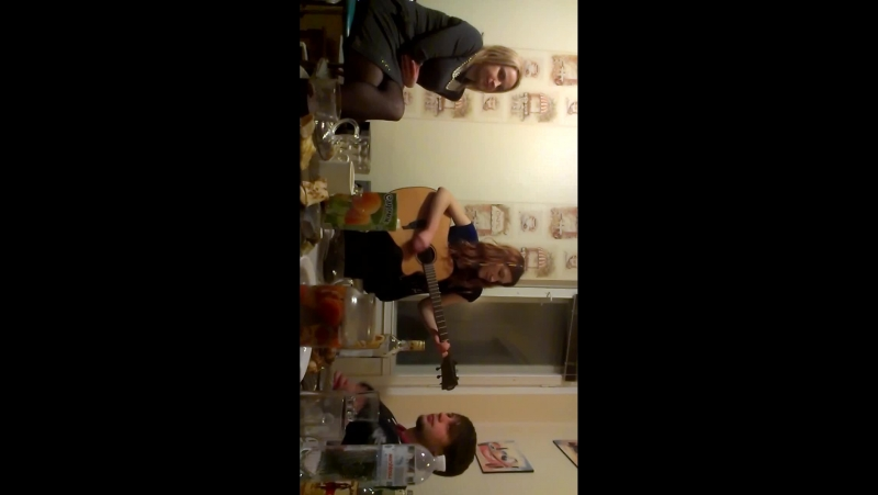 GiaFer Lichee - Никогда больше (live.acoustic)