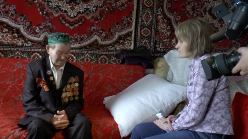 Журналисты ТНВ в Тетюшском районе \ Репортаж Гильфана Шафигуллина