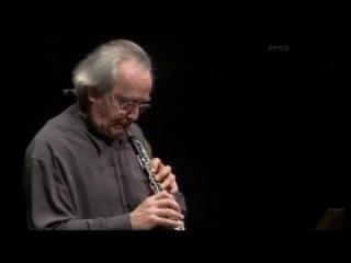 Сен-Санс - Соната для гобоя и фортепиано ре мажор, op.166