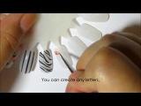 Как использовать кисти для росписи ногтей