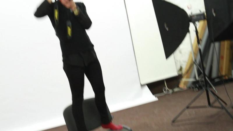 Fun Shotting in LimeLine Studio:) Backstge.