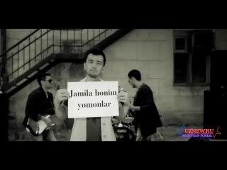 Sardor Rahimxon - Jamilahonim yomonlar (Uzbek klip 2014)