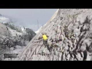 Новый Год в GTA Online (Новое дополнение, снег, зима, снежки)