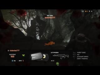 Вечер с Satantango | Battlefield 4 - АК-12 против SAR-21