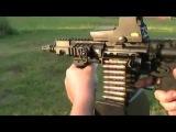 AR15 conversion on auto m16 belt fed Valkyrie Armament