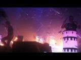 OneRepublic - If I lose myself, конец выступления. Moscow/07.11.14