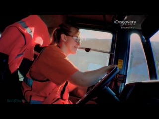 Discovery «Восстание машин (01). Мега грузовик» (Документальный, 2014)