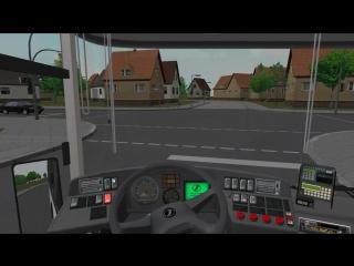 grundor маршрут 76 bauernhof krankenhaus автобус jelcz m125m