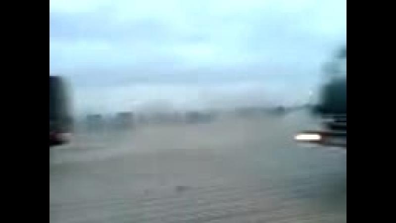 Kamazy i traktory drift