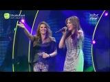 Arab Idol - ديانا حداد والمشتركين - ميدلي سميرة توفيق