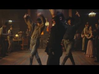 Old West Dance Battle - Cowboy vs Outlaw
