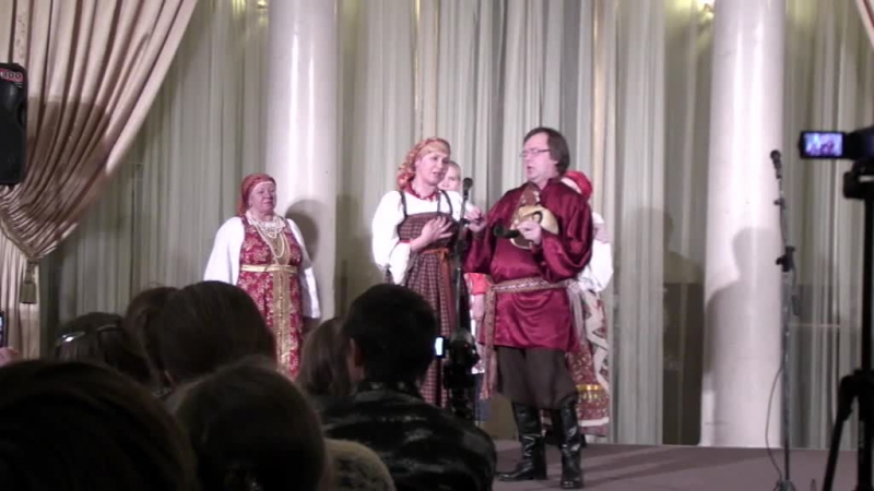 Песня Нижнегородской области