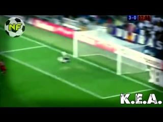 Идеальный пас Бекхэма и гол Зидана! | vk.com/nice_football