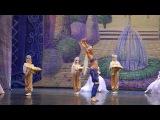 Эрмитажный театр, 17.12.2014,  Восточный танец, из балета