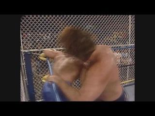 WrestleWar 1991 WarGames WarGames match