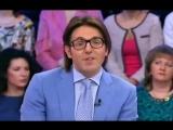 Сегодня вечером с Андреем Малаховым (эфир 07.02.2015). Ведущий рассказывает последние новости о Жанне Фриске.