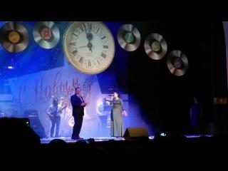 Финальное выступление Валинского О.С. в спектакле Карновальная ночь