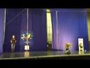 Bokhan Diana European Pole Sport Championship 2014, Russia, Arkhangelsk, studio Mari I Ya