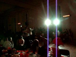 новорічна вечірка клубу Крістал