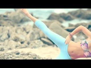 BIKINI SERIES ☀ Inner & Outer Thighs Routine!
