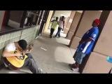 круто спели, красивый голос, отлично играет на гитаре, супер голос
