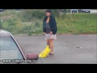 _DRUNKEN_Russian_GIRL_POOPS_NO_PANTIES_