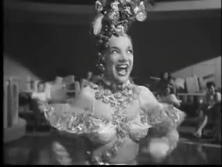 Чико чико пуэрториканская песня в исполнении бразильской и голливудской актрисы Кармен Миранды 1947г