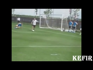 Зидан не разучился уграть в футбол(not vine) by Kefir