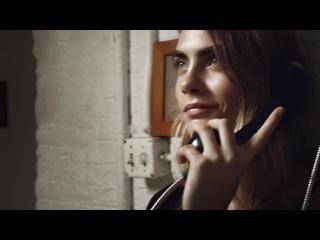 Рекламная кампания: нижнее белье DKNY, весна-лето 2015