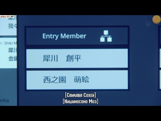Все будет F / Идеальный инсайдер / Subete ga F ni Naru - 6 серия (субтитры)