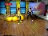 Преподаватель A Nice Day / TWERK — Мария Малюкова в Городе Прима с Еленой Попенко