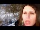Almina Lebedeva and sun light (замедленное видео) HD