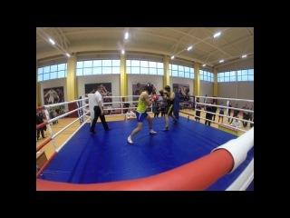 Турнир по боксу в фитнес клубе MAXIMUS