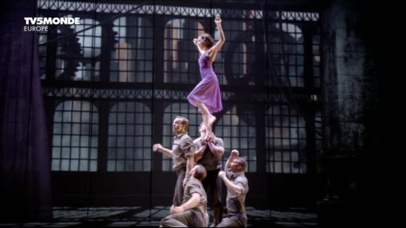 Цирк Элуаз - Циркополис Cirque Éloize - Cirkopolis