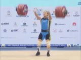 242 kg - ILYA ILYIN - CLEAN & JERK (WORLD RECORD) 105 kg (2014 WWC)