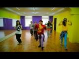 Хип-хоп ,подростковая группа,хореограф Вашеця-Калмыкова Юлия, трек- Кристина Си